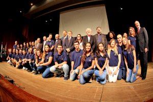 Primeira Turma do Curso de Medicina - Campus Toledo